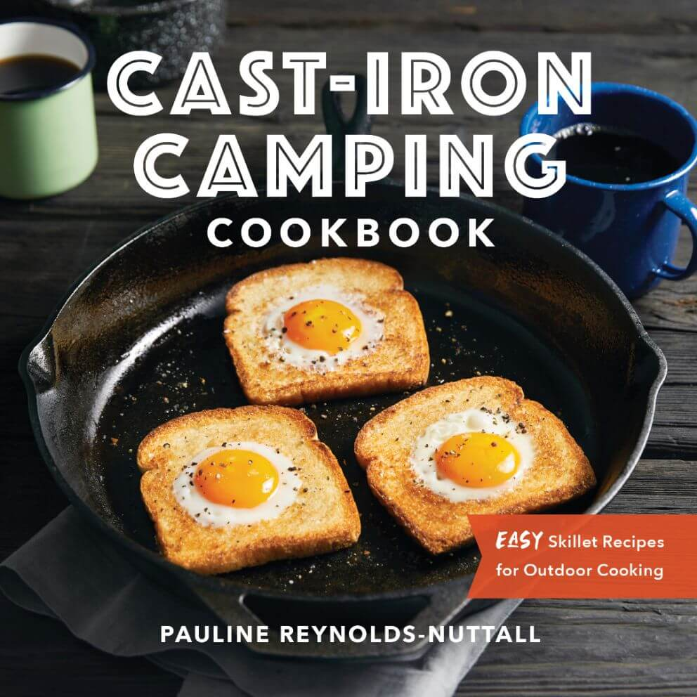 Cast-iron Camping Cookbook