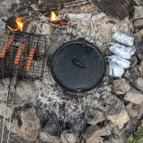 7 Ways for Campfire Cooking