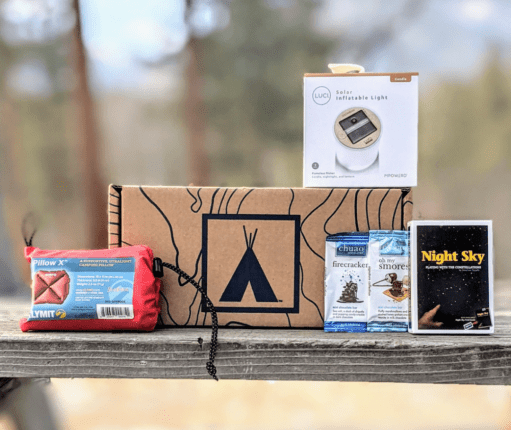 January 2021 Nomadik Subscription Box