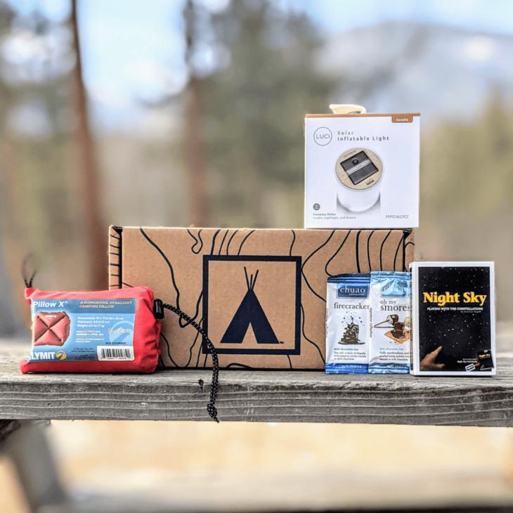 January 2021 Nomadik Subscription Box
