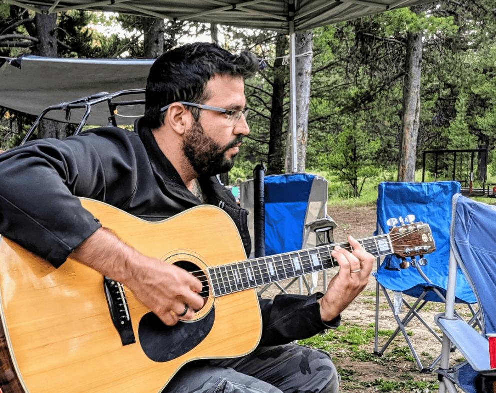 camp singing